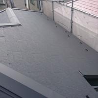 屋根塗装後 新築同様の美しさを取り戻しました