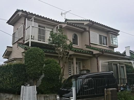 野田市 T様邸 外壁塗装 雨漏り修繕 ビフォー