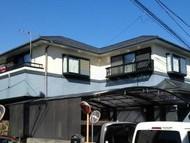 野田市七光台 S様邸 屋根棟板金交換 ・屋根塗装・外壁塗装 他 リフォーム工事サムネイル